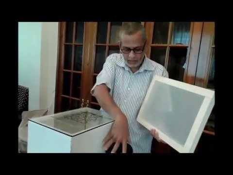 الحلقة 2 تعلم طباعة السلك سكرين How to print by silk screen no.2
