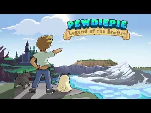 PewDiePie: Legend of the Brofist is out!!