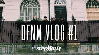 Video DEFINE ME - VLOG#1 - CESTA DO CHAPEL STUDIOS/UK