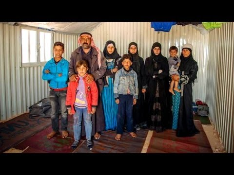 Jordan: New Refugee Camp Opens
