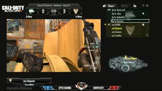 Fall Invitational Grand Finals -- Optic Vs. Complexity -- Game 2