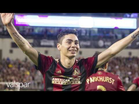 Video: Valspar Matchday Primer | Atlanta United FC
