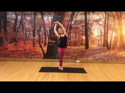 Online Yoga Program Day 4 - Yoga Stretch