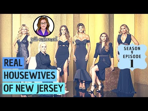 """Real Housewives of New Jersey (Recap) Season 9 Episode 1 """"Wives and Misdemeanors"""" (2018)"""