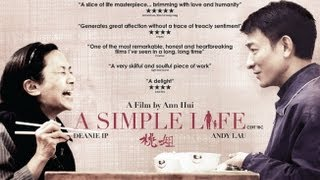 Nonton A Simple Life Official Uk Trailer Film Subtitle Indonesia Streaming Movie Download