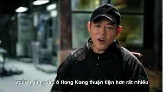 The Expendables 2 - Phỏng vấn Lý Liên Kiệt - KHỞI CHIẾU: 07.09.2012