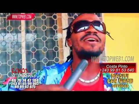 Costa Pinto alobi grace na nga nde Papa wemba abeta Acoustique na kinshasa