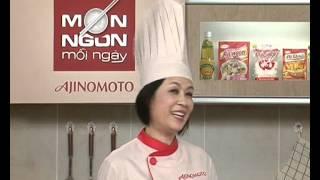 Món Ngon Mỗi Ngày - Cá trứng chiên giòn xốt chanh dây