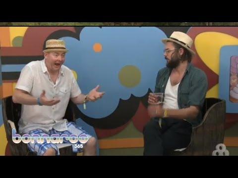 Nick Thune - David Koechner is Your New Best Friend Ep. 9 | Bonnaroo365
