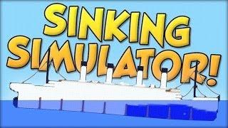 Обзор - Симулятор кораблекрушения  Титаника