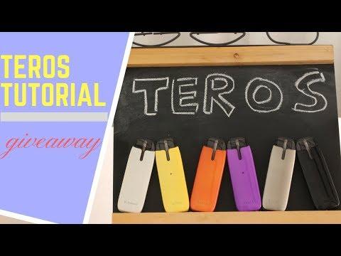 Электронная сигарета Joyetech Teros - видео 1