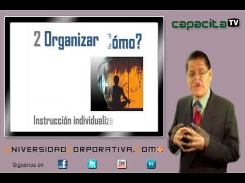 CAPACITA TV 012 Enseñanza mediante Audios