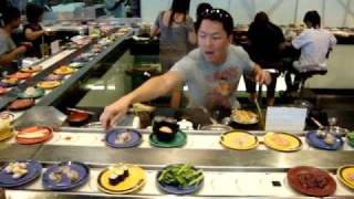 Dining At Shabushi In Central World Bangkok