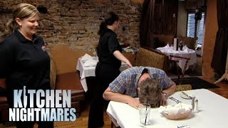 Video Delusional Owner Thinks He Gets The Same Produce As The White House | Kitchen Nightmares MP3, 3GP, MP4, WEBM, AVI, FLV Januari 2019