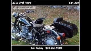 6. 2012 Ural Retro New Motorcycles Boxborough MA
