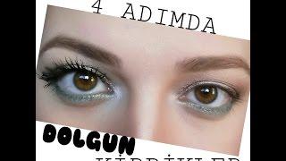 Video 4 ADIMDA DOLGUN KİRPİKLER MP3, 3GP, MP4, WEBM, AVI, FLV Juli 2018