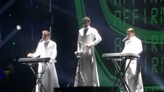Take That - Affirmation - 28-4-15 Glasgow HD