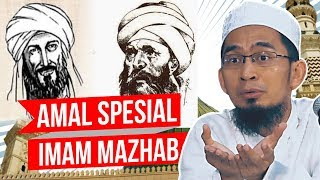 Video Amalan Imam Syafi'i & Hambali yang Tidak Bisa Dikerjakan Orang Lain - Ustadz Adi Hidayat LC MA MP3, 3GP, MP4, WEBM, AVI, FLV September 2018