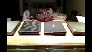 Hp 530, Toshiba Satelite, Ken Brown, BGH E-nova, IBM Think Pad Notebooks Pc Compartive Review