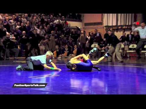 UNI Wrestling Highlight 13-14 #PantherTrain