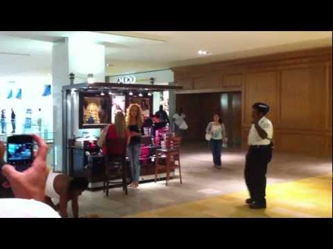 Houston Galleria Mall Fight