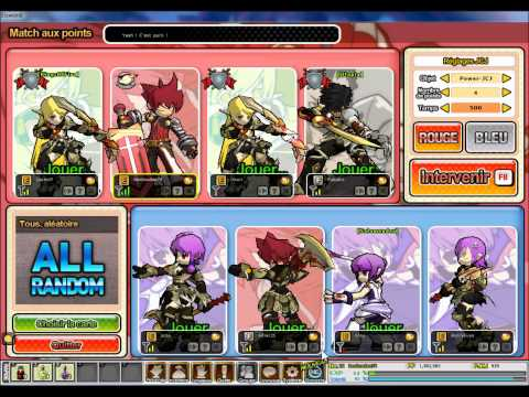 (Video détente) Elsword match FR