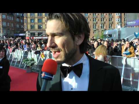 Best of red carpet Eurovision Song Contest 2014