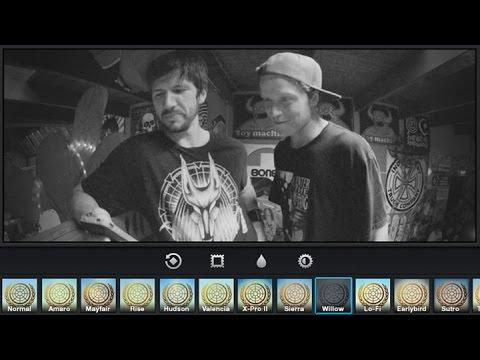 Chris Cole & Wes Kremer – Gram Yo Selfie
