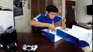 Fernanfloo Unboxing PS4
