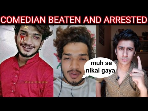 Comedy or Insulting Hindu ? | Comedian beaten for insulting God Ram | Anurag Bisht