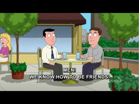 Men! We Know How To Be Friends!