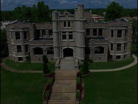 Pythian Castle in Springfield Missouri