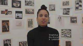 Curator Dr. Yvette Mutumba
