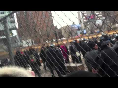D17 OWS Video Footage (Arrests in Duarte Square)