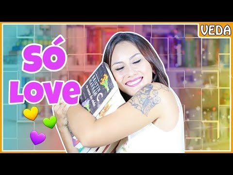 MEUS ROMANCES FAVORITOS DA VIDA!!! I #VEDA 22 I LITERAMIGAS