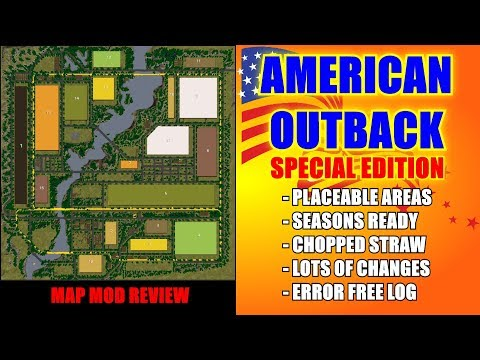 American Outback Special Edition v1.0
