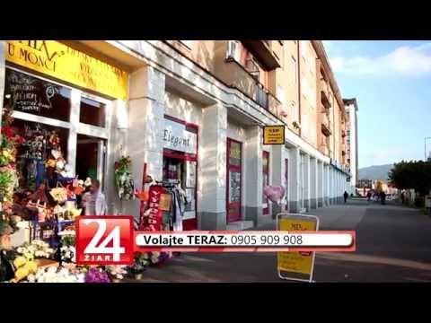 Tieto byty v Žiari sú voľné: Pozrite VIDEO