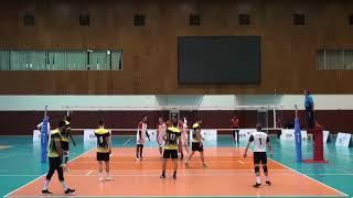 Qatar Sport Club vs. Chamel, Black-Yellow No.9