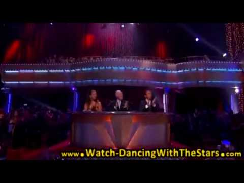 Dancing With The Stars Week 4 Episode 8 Pt. 1 DWTS