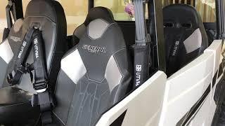 7. UTVMA Accessories - Polaris GENERAL 4 and Honda Pioneer 500 (Vid #19)
