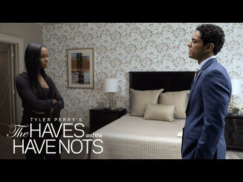 Charles Returns for Candace | Tyler Perry's The Haves and the Have Nots | Oprah Winfrey Network