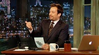 Hashtags: #AwkwardPromStory (Late Night with Jimmy Fallon)