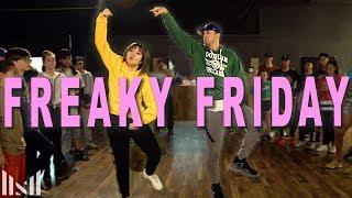 Video FREAKY FRIDAY - Chris Brown & Lil Dicky Dance | Matt Steffanina ft Bailey Sok download in MP3, 3GP, MP4, WEBM, AVI, FLV January 2017