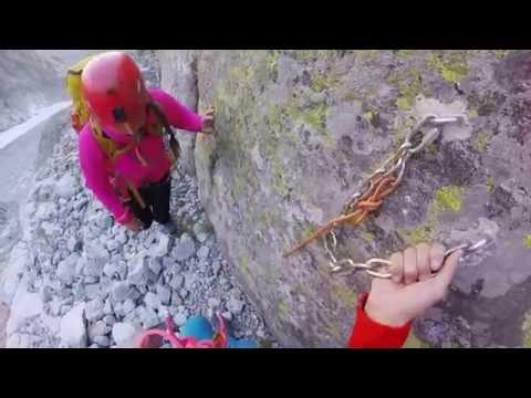 VIDEO: Lomnický štít cez Medené lávky