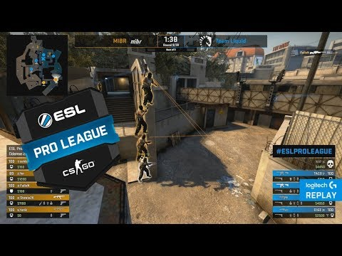 Reddit wtf - ESL Pro League S8 Finals - MIBR vs Team Liquid - WTF?! - Highlights - CS:GO