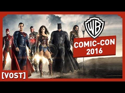 Justice League - Comic-Con 2016 (VOST)