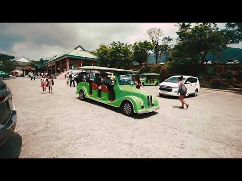 Du hí Đà Nẵng cùng xe điện