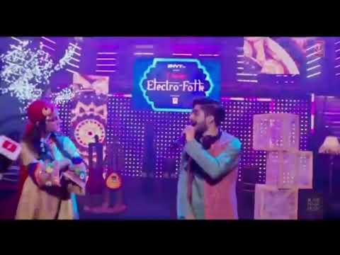 ELECTRO FOLK:BHUMBRO  Shirley setia, parry G & Aditya Dev T–Series   VK production 