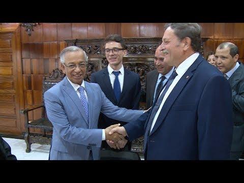 المغرب وروسيا يكثفان تبادل الخبرات في مجال إصلاح العدالة