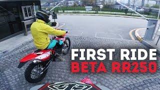 5. BETA RR 250 - First Ride | ENDUROVLOG #5